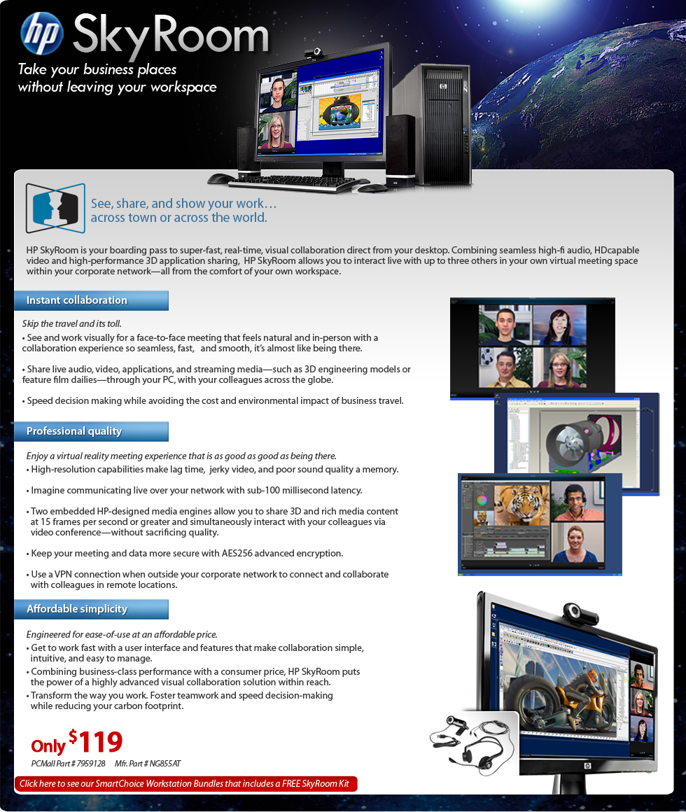 Sky Room Live Part - 37: HP SkyRoom From PC Mall