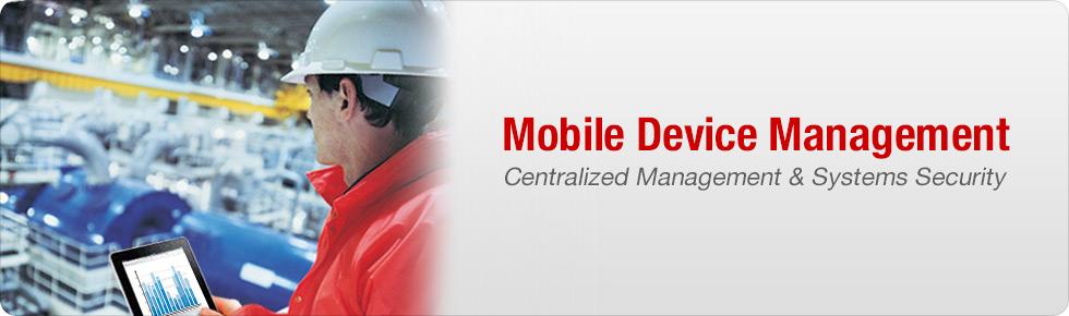 Apple Case Study: Mobile Device Management