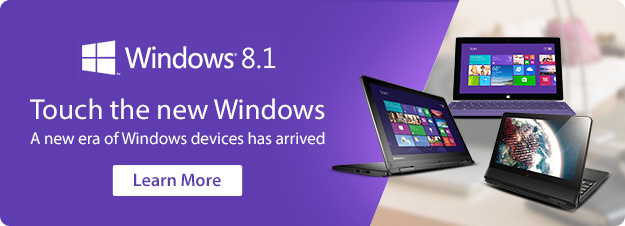 Windows Touch Devices