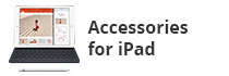Accessories for iPad