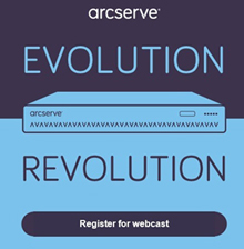 Arcserve Webcast
