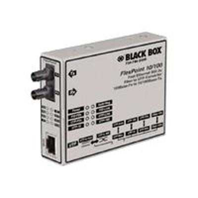 Black Box MT661A-SM FlexPoint - Short-haul modem - up to 17.4 miles - T-1/E-1 - 1310 nm