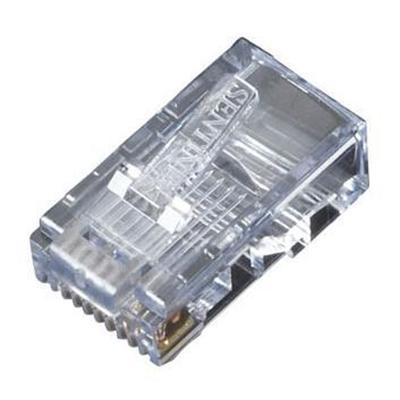 Black Box FM106 Network connector - RJ-45 (M) - stranded (pack of 50)