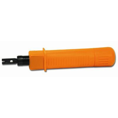 Cables To Go 05955 Punch-down tool - black  orange