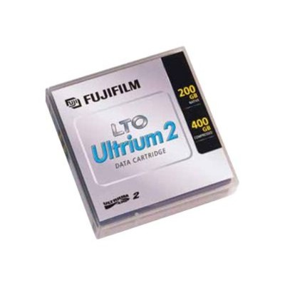 200/400GB LTO Ultrium-2 Data Cartridge