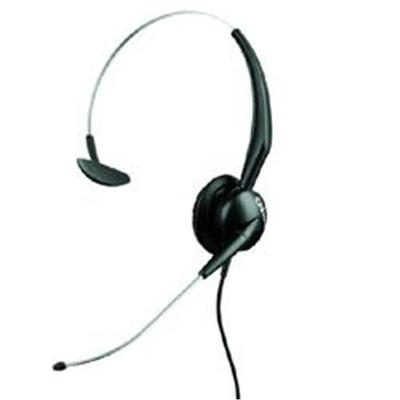 Monaural Over-the-head Noise Cancelling Flex boom Headset