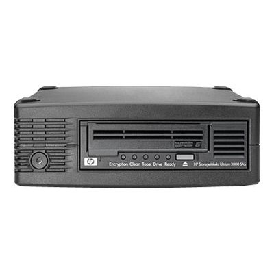 Hewlett Packard Enterprise EH958B#ABA StoreEver LTO-5 Ultrium 3000 SAS External Tape Drive