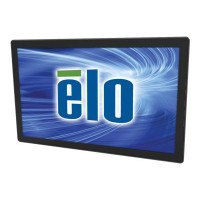 ELO Touch Solutions Open-Frame Touchmonitors 2440L IntelliTouch Zero-Bezel / iTouch Plus - LED monitor - 24