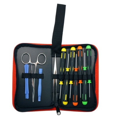 Visiontek 900671 12 Piece Toolkit for Macs - Computer service toolkit