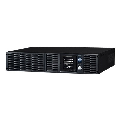 Cyberpower PR750LCDRTXL2U Smart App Sinewave PR750LCDRTXL2U - UPS (rack-mountable / external) - AC 120 V - 675 Watt - 750 VA 7 Ah - RS-232  USB - output connect