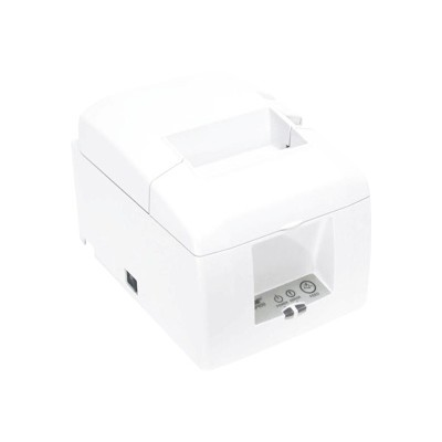 Star Micronics 39481161 TSP 654IIBI-24 - Receipt printer - two-color (monochrome) - direct thermal - Roll (3.15 in) - 203 dpi - up to 708.7 inch/min - Bluetooth