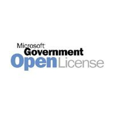 Microsoft Open 3NN-00025 OneDrive for Business (Plan 1) - Subscription license (1 year) - 1 user - local   Qualified - OLP: Government - Open - Win  Mac  Androi