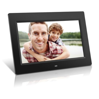 Aluratek ADMPF310F 10 inch Digital Photo Frame with 4GB Built-in Memory