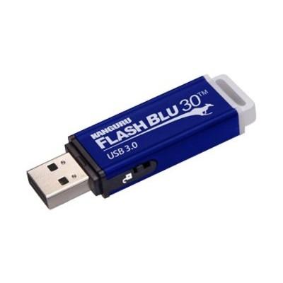 Kanguru Solutions ALK-FB30-16G FlashBlu30 USB 3.0 with Write Protect Switch - USB flash drive - 16 GB - USB 3.0