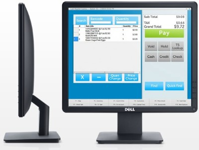 Dell E1715S E1715S 17 LED-Backlit LCD Monitor