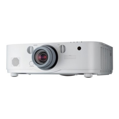 NEC Displays NP-PA622U-13ZL NP-PA622U - LCD projector - 6200 lumens - WUXGA (1920 x 1200) - 16:10 - HD 1080p - zoom lens - LAN - with NP13ZL lens