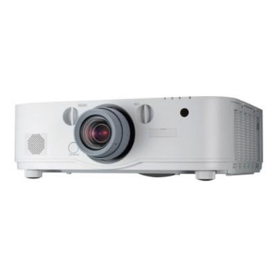 NEC Displays NP-PA622U NP-PA622U - LCD projector - 6200 lumens - WUXGA (1920 x 1200) - 16:10 - HD 1080p - no lens - LAN