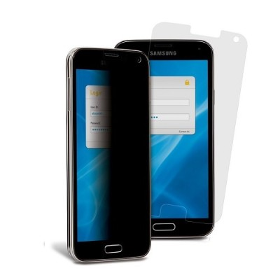 3M MPF831298 Privacy Screen Protector for Samsung Galaxy S5 Portrait