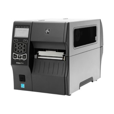 Zebra Tech ZT41046-T010000Z ZT400 Series ZT410 - Label printer - thermal transfer - Roll (4.5 in) - 600 dpi - up to 840.9 inch/min - USB 2.0  LAN  serial  USB h