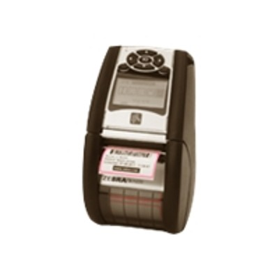 Zebra Tech QN2-AUCA0M00-00 QLn 220 - Label printer - thermal paper - Roll (2.16 in) - 203 dpi - up to 240.9 inch/min - USB  LAN  serial  NFC  Bluetooth 3.0 - te