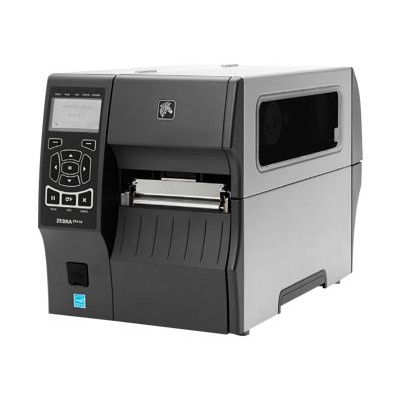 Zebra Tech ZT41042-T0100A0Z ZT400 Series ZT410 - Label printer - thermal transfer - Roll (4.5 in) - 203 dpi - up to 840.9 inch/min - USB 2.0  LAN  serial  USB h