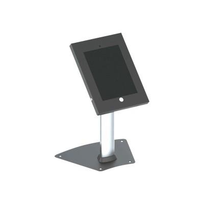 Pyle PSPADLK12 Home PSPADLK12 - Stand for tablet - aluminum  steel - for Apple iPad 1