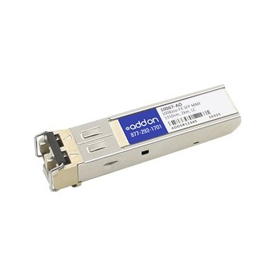 AddOn Extreme Networks 10067 Compatible 100Base-FX SFP Transceiver (MMF, 1310nm, 2km, LC)