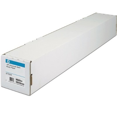 HP Inc. Q1422B Universal Satin Photo Paper - 42 in x 100 ft