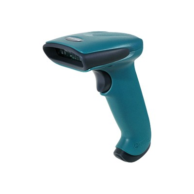 Honeywell 3800GHD24E 3800gHD High Density Linear Imager - Barcode scanner - handheld - 270 scan / sec - decoded - RS-232  USB