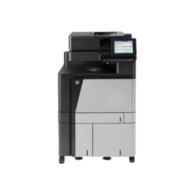 HP Inc. D7P71A#BGJ LaserJet Enterprise Flow MFP M880z+ NFC/Wireless direct - Multifunction printer - color - laser - A3 (11.7 in x 16.5 in)  Ledger (11 in x 17