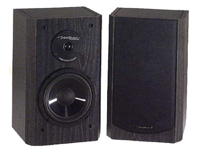 BIC America DV62SIB Venturi DV62si - Speakers - 2-way - black