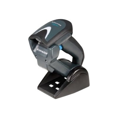 Datalogic GM4401-BK-910 Gryphon I GM4400 2D - Barcode scanner - portable - 60 frames / sec - decoded - RF(910 MHz)