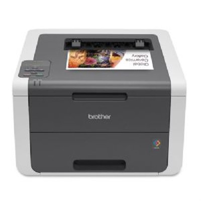 Brother HL3140CW Digital Color Printer with Wireless Networking
