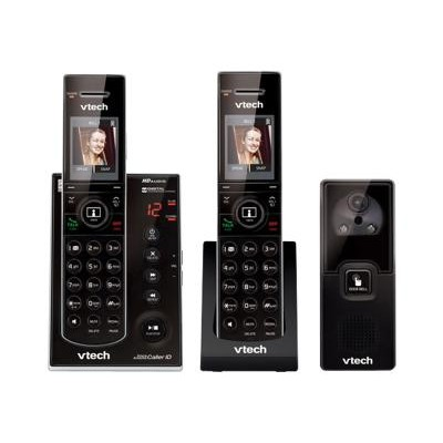 Vtech Communications IS7121-2 IS7121-2 - Cordless phone - answering system with caller ID/call waiting - DECT 6.0 + additional handset