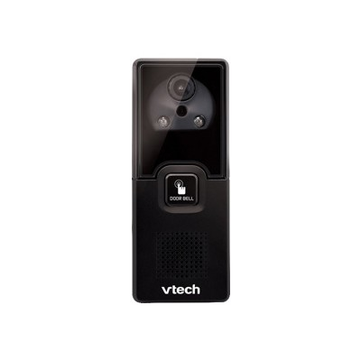 Vtech Communications IS741 Accessory Audio/Video Doorbell - Wireless camera / intercom module - for IS7121-2