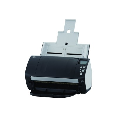 Fujitsu PA03670-B055-R fi-7160 - Document scanner - Duplex - 8.5 in x 14 in - 600 dpi x 600 dpi - up to 60 ppm (mono) / up to 60 ppm (color) - ADF (80 sheets) -