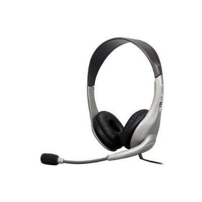 Cyber Acoustics AC-851B AC 851B - Headset - full size