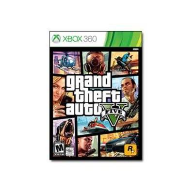 Take 2 Interactive 49124 Grand Theft Auto V - Xbox 360