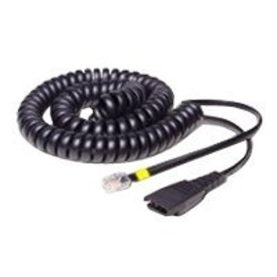 Jabra 27361101 8800 02 - Headset cable - Quick Disconnect (M) to RJ-9 (M) - for Cisco IP Telephone 7900