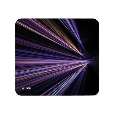 Allsop 30600 Naturesmart MousePad Tech - Mouse pad - purple stripes