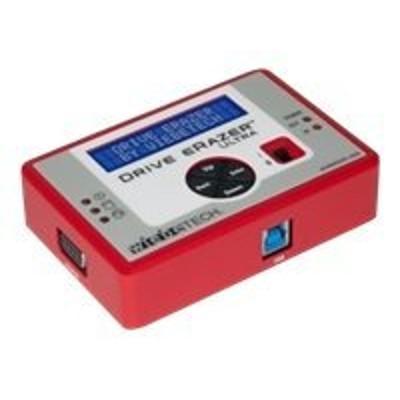 CRU Inc 31550-0109-0000 WiebeTech Drive eRazer Ultra - Hard drive eraser