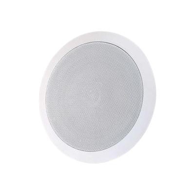Cables To Go 39903 5in Ceiling - Speaker - wired - 2-way - white