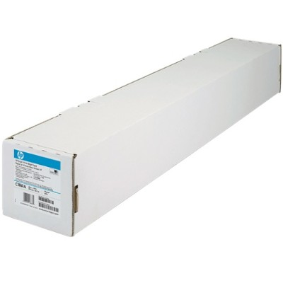 HP Inc. C6810A Bright White Inkjet Paper - 914 mm x 91.4 m (36 in x 300 ft)