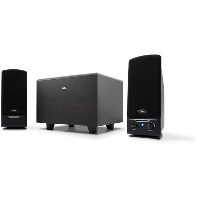 Cyber Acoustics CA-3001WB 2.1 Speaker System with Subwoofer