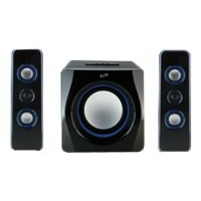 GPX IHB23B iLive IHB23B - Speaker system - 2.1-channel - wireless