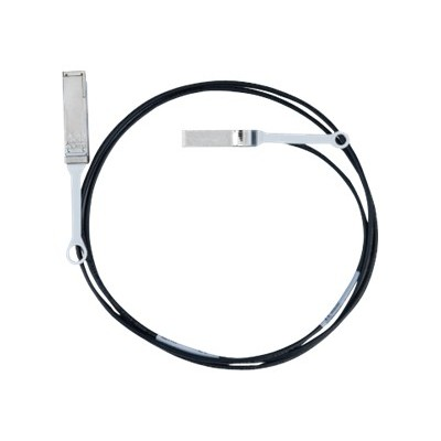 Mellanox Technologies MC2309130-003 Hybrid Passive Copper - InfiniBand cable - QSFP to SFP+ - 10 ft