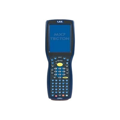 Honeywell MX7T1B1B1B0US4D MX7 Tecton - Data collection terminal - Win CE 6.0 - 256 MB - 3.5 color TFT (240 x 320) - barcode reader - (laser) - SD slot - Wi-Fi
