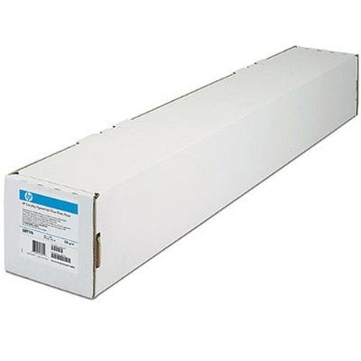 HP Inc. Q8920A Everyday Pigment Ink Satin Photo Paper - 610 mm x 30.5 m (24 in x 100 ft)