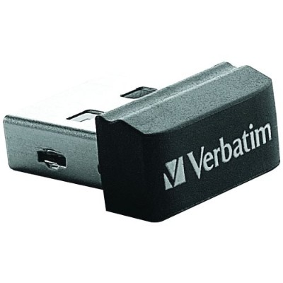 Verbatim 98365 Store 'n' Stay NANO - USB flash drive - 64 GB - USB 2.0