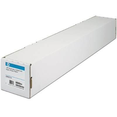 HP Inc. Q8921A Everyday Pigment Ink Satin Photo Paper - 914 mm x 30.5 m (36 in x 100 ft)